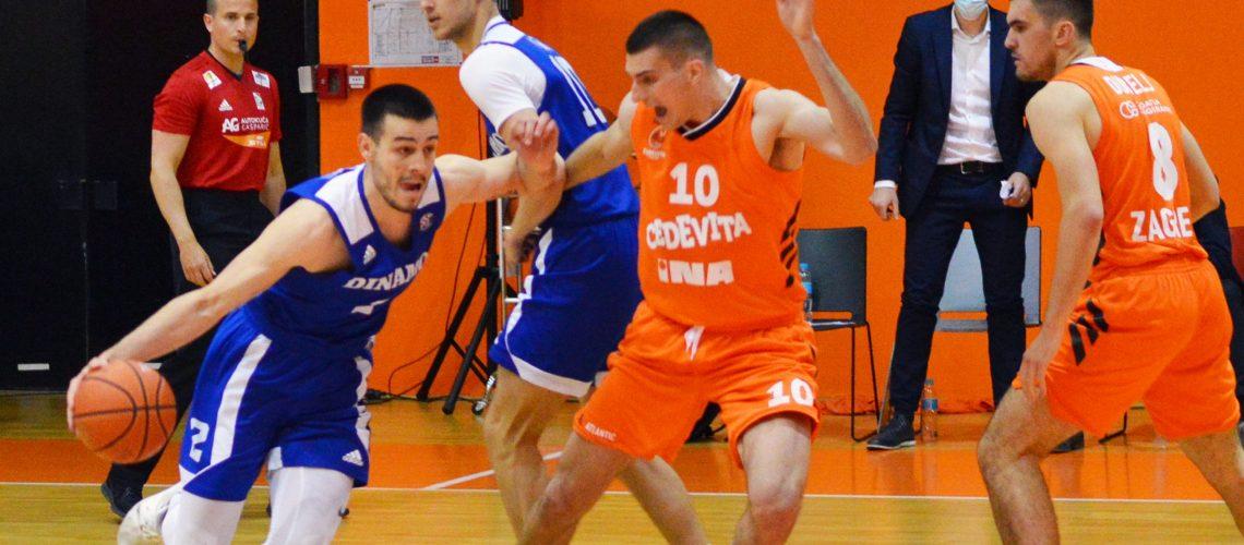 Cedevita - Dinamo
